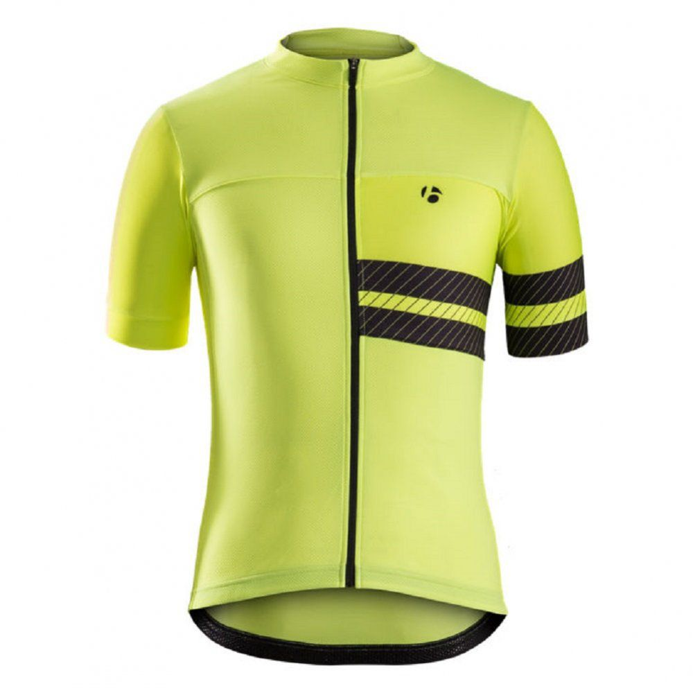 CAMISA BONTRAGER CIRCUIT T.P AMARELO VISIBILITY