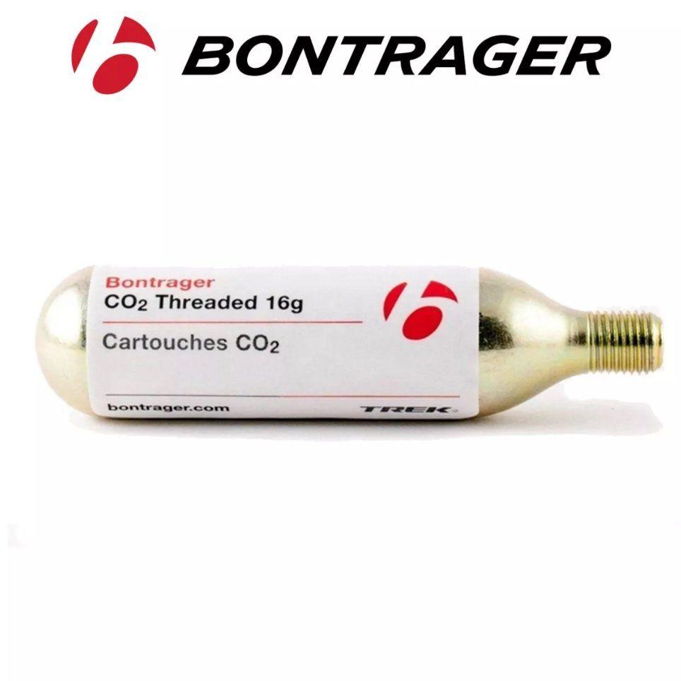 CARTUCHO CO2 BONTRAGER 16G.C/ ROSCA - UNIDADE