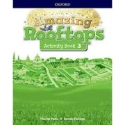 Amazing Rooftops 3 - Activity Book