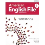 American English File 1 - Workbook - 3rd Ed