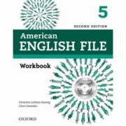 American English File 5 Wb With Ichecker - 2nd Ed
