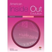 American Inside Out Evolution Elementary - Teacher'S Book