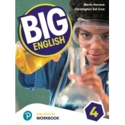Big English 4 - Workbook - American Edition - 2nd Ed