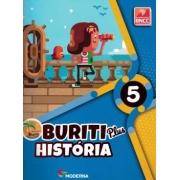 Buriti Plus Historia - 5º Ano