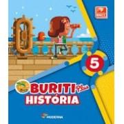 Buriti Plus. História - 5º Ano (Português) Capa comum