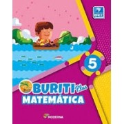 Buriti Plus. Matemática - 5º Ano (Português) Capa comum