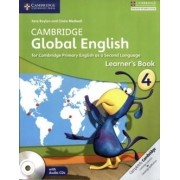 Cambridge Global English Stage 4 - Learner´s Book With Audio Cds (2)