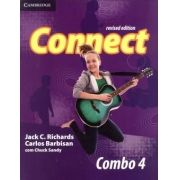 CONNECT 4 COMBO STUDENT´S BOOK + WORKBOOK REVISED ED