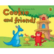 Cookie And Friends Sb B With Cd - 1st Ed