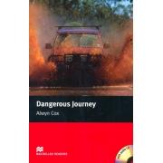 Dangerous Journey With Audio Cd - Beginner