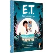 E.T, O EXTRATERRESTRE - Coleção Pipoquinha