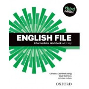 English File Intermediate Wb With Key - 3rd Ed
