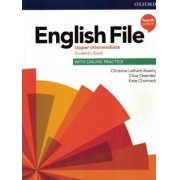 English File Upper-intermediate Student Book With Online Practice - 4th Ed