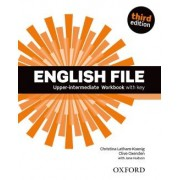 English File Upper-intermediate Wb With Key - 3rd Ed