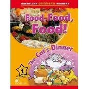 Food, Food, Food! / The Cat's Dinner - Macmillan Children's Readers