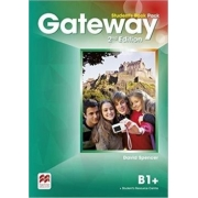 Gateway B1+ Student´s Book Pack With Workbook - 2nd Ed