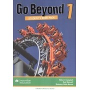 Go Beyond 1 Sb With Wb + Student Resource Center- Pack