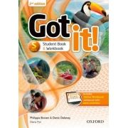 GOT IT! STARTER STUDENTS PACK WITH DIGITAL WORKBOOK - 2ND ED