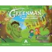 Greenman And The Magic Forest A Pupils Book With Stickers And Pop Outs