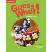 Guess What! 3 Student´s Book - American