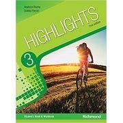 Highlights 3 - Livro o Aluno - 2ª Ed. 2014 + Multirom