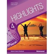 Highlights 4 - Livro do Aluno - 2ª Ed. 2014 + Multirom