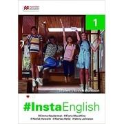 #InstaEnglish: Student's Book & Workbook - 1