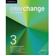 Interchange 3 Student´s Book With Online Self-study - 5th Ed
