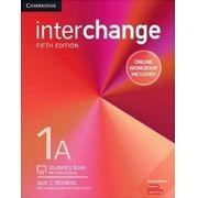 Interchange 5ed 1 sb A w/ self-study and online wb
