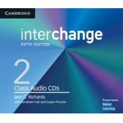 INTERCHANGE 5ED 2 CLASS CD