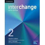 INTERCHANGE 5ED 2 TB