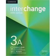 INTERCHANGE 5ED 3 SB A W/ ONLINE SELF-STUDY