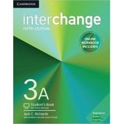 INTERCHANGE 5ED 3 SB A W/ONLINE SELF-STUDY AND ONLINE WB