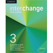 INTERCHANGE 5ED 3 SB W/ONLINE SELF-STUDY