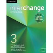 INTERCHANGE 5ED 3 SB W/ONLINE SELF-STUDY AND ONLINE WB