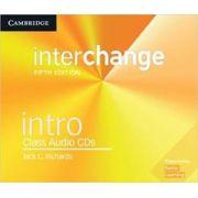 INTERCHANGE 5ED INTRO CLASS CD