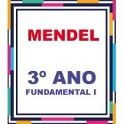 LISTA COMPLETA AGOSTINIANO MENDEL 3º ANO FUNDAMENTAL (COM DESCTO)