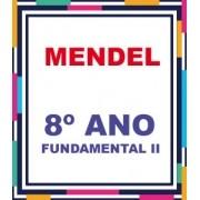 LISTA COMPLETA AGOSTINIANO MENDEL 8º ANO FUNDAMENTAL EXCETO A LICENÇA (COM DESCTO)