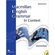 Macmillan Eng. Grammar In Context With CD-Rom-Int. (No-Key) (Inglês)