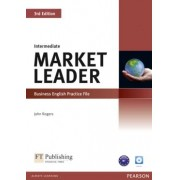 Market Leader Intermediate Practice File With Audio Cd - 3rd Ed