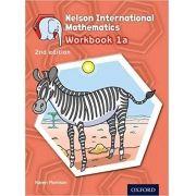 Nelson International Mathematics 2nd edition Workbook 1a