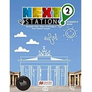 Next Station 2: Student's Book & CLIL