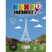 Next Station 3: Student's Book & CLIL
