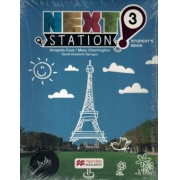 Next Station 3 - Student´s Book With Workbook With Bulb