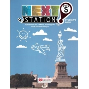 Next Station Starter - Student´s Book And Clil