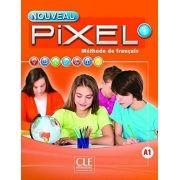 Nouveau Pixel 1 Livre Eleve