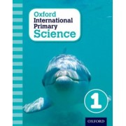 Oxford International Primary Science 1 Sb/wb