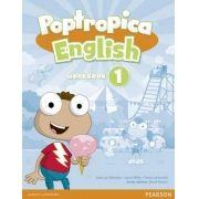 Poptropica English 1 WB