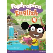 Poptropica English 4 - Student Book And Online World Access Card Pack - American Edition