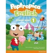 Poptropica English American Edition 1 Student Book